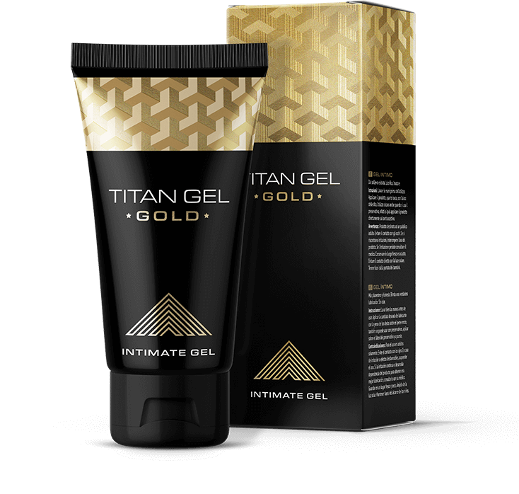 titan gel website